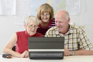 Formation Informatique et Internet à domicile
