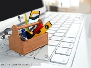Assistance et Dépannage informatique à domicile Saint Mandrier sur mer